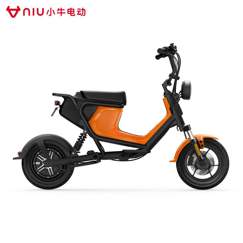 预售】小牛UM青春安全标准版电动自行车两轮电动车