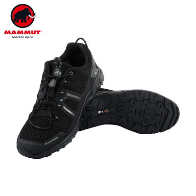 """18 Spring Summer New"" MAMMUT/ Mammoth Men's Outdoor Comfort Travel Hiking Mountain Running Shoes"