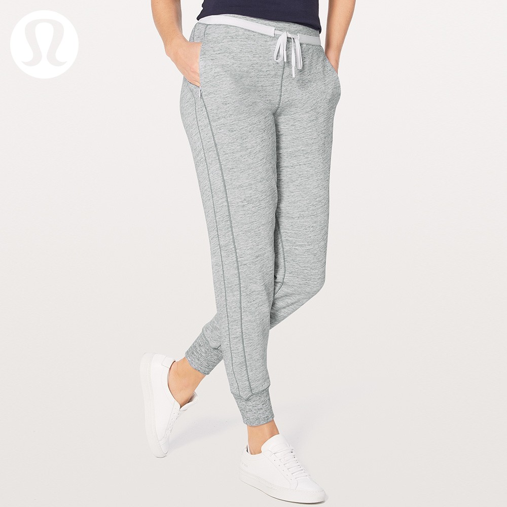lululemon丨Cool and Collected 女士跑步长裤LW5BB0S