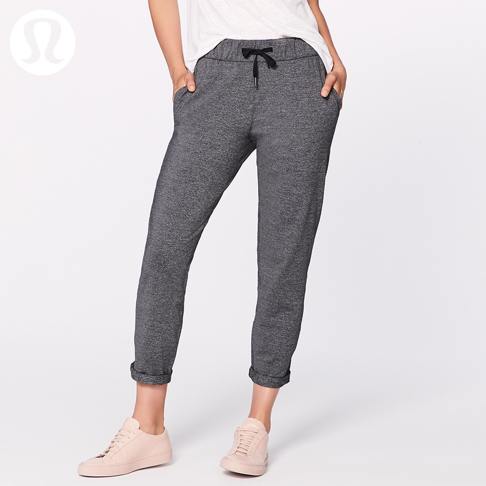 lululemon丨On The Fly 女士运动长裤LW5ASSS