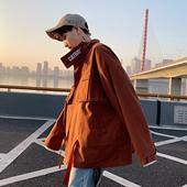 工装春季潮流男士韩版立领男装夹克