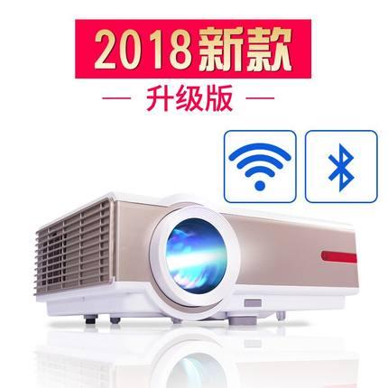 瑞格尔投影仪2018新款升级版RD-808无线1080P投影机使用评价