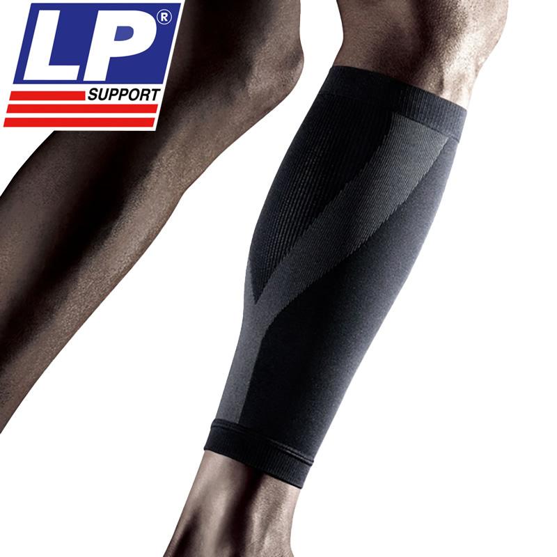 LP护小腿运动篮球足球压缩套护腿袜套跑步专业格斗登山马拉松男女