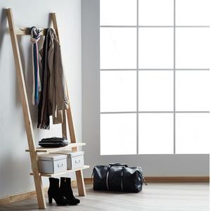 实木落地衣帽架客厅挂衣架北欧现代简约创意储物靠墙架子置物架
