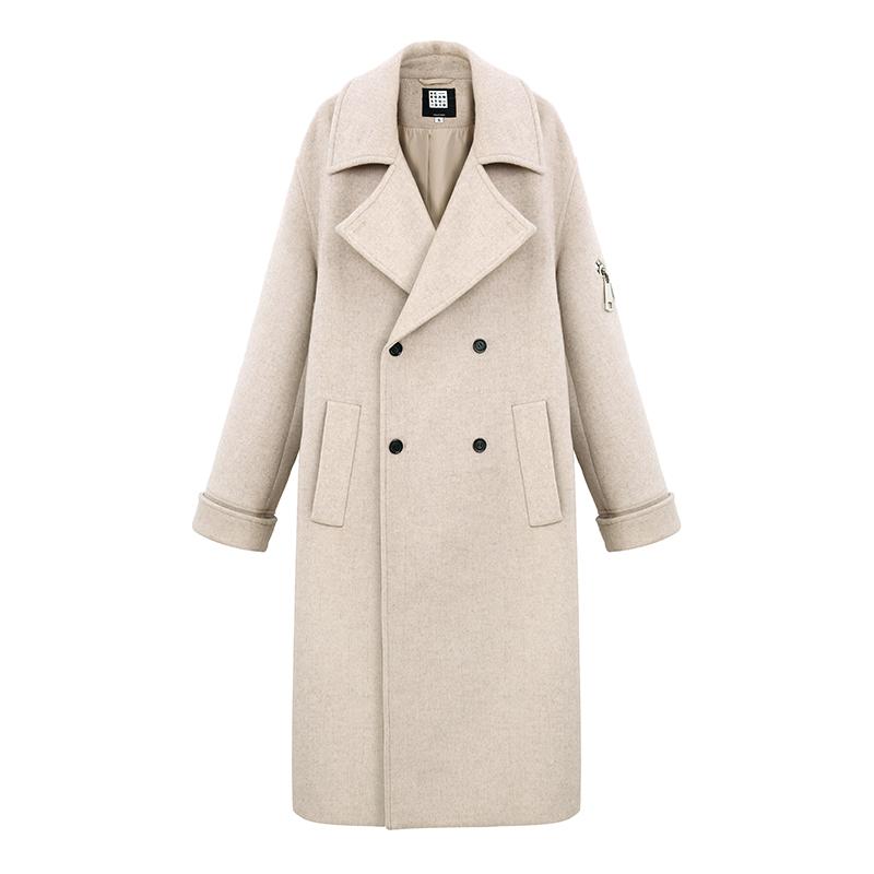 Women coat Vcruan vc0138 Vcruan2016 Oversize Vcruan