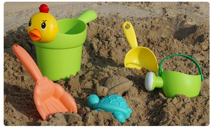 Soft plastic beach toy set children\'s bath toys children play water ...