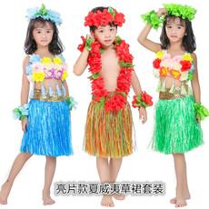 юбка для гавайского танца Pleasant Home