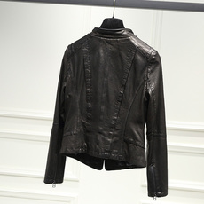 Leather jacket OTHER 04 2017