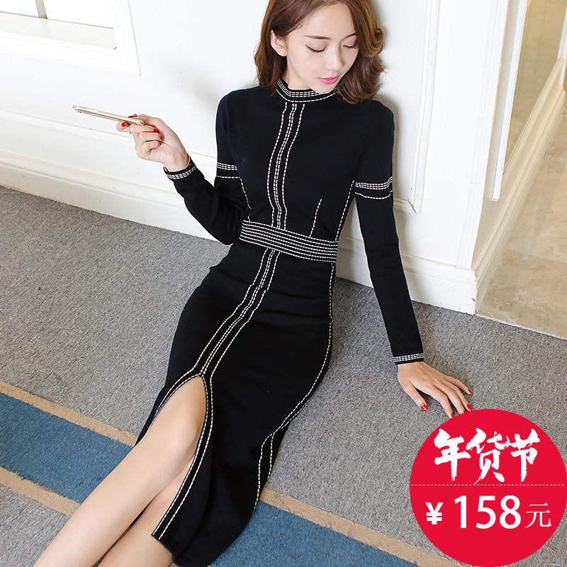 Women's dress Bai Bao/Lian bbl16au359 2016