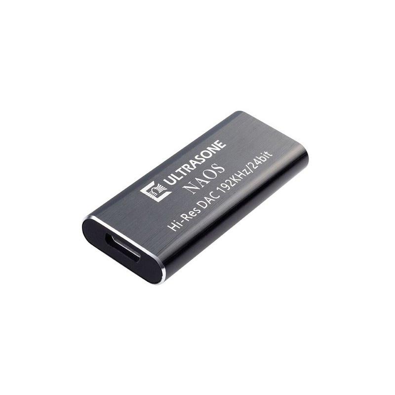 Ultrasone-极致 Naos DAC解码便携耳放耳机放大器苹果安卓手机MP3