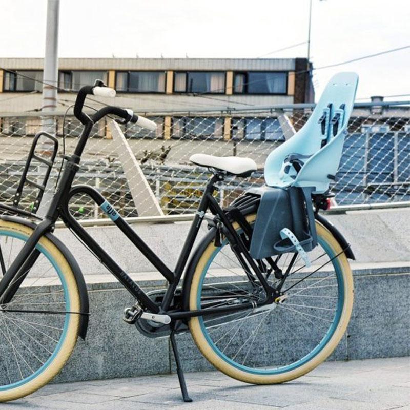 日本OGK iki自行车儿童座椅快拆式后座椅安全座椅电动车宝宝座椅