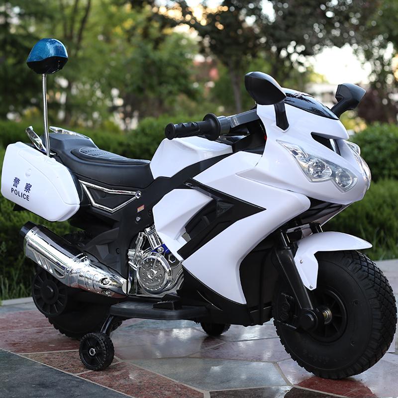 Цвет: Полицейская машина пневматическая шина белый двойной диск двойной Электрический мягким сиденьем