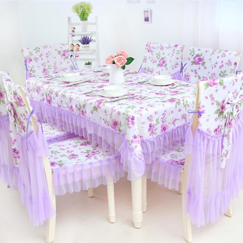 Цвет: Фиолетовые цветы