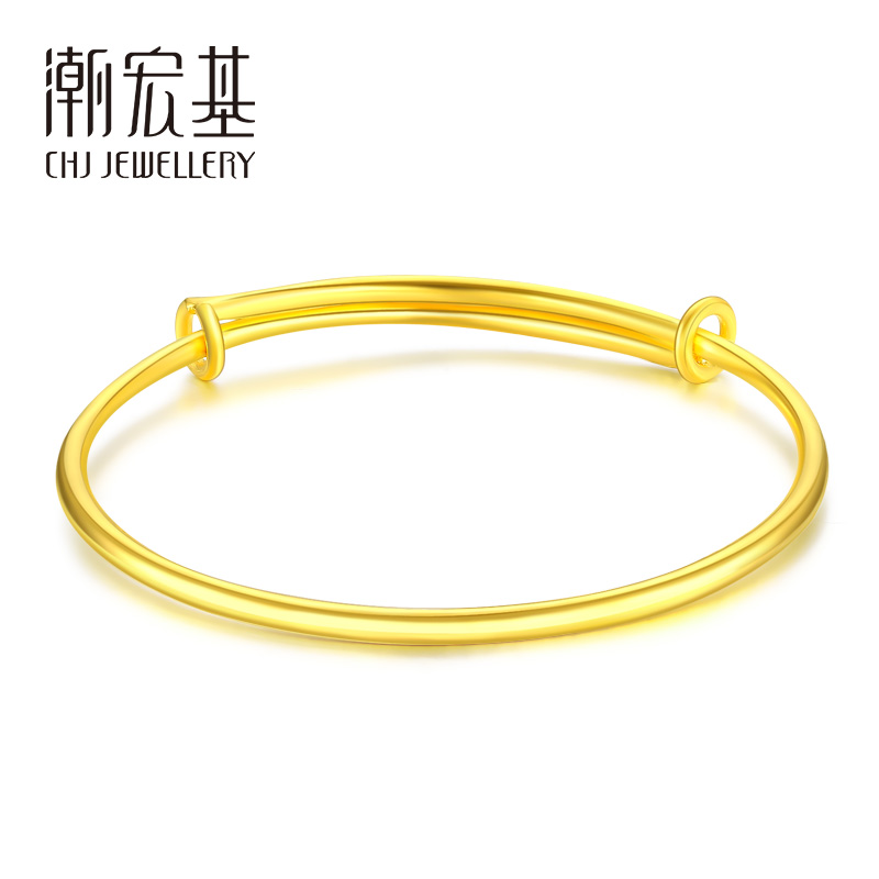 gold in diamond solid link cut bracelet baht braided yellow a jewelry flat polished chain
