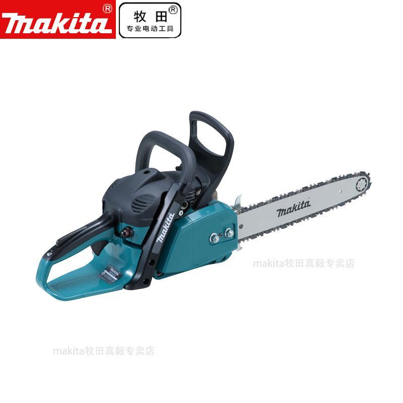 牧田大功率油锯汽油锯伐木锯汽油电锯链条链锯砍树机EA3200S40B