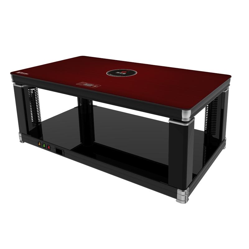 雪中情新款取暖器家用烤火炉节能电动升降电暖桌茶几省电电暖炉