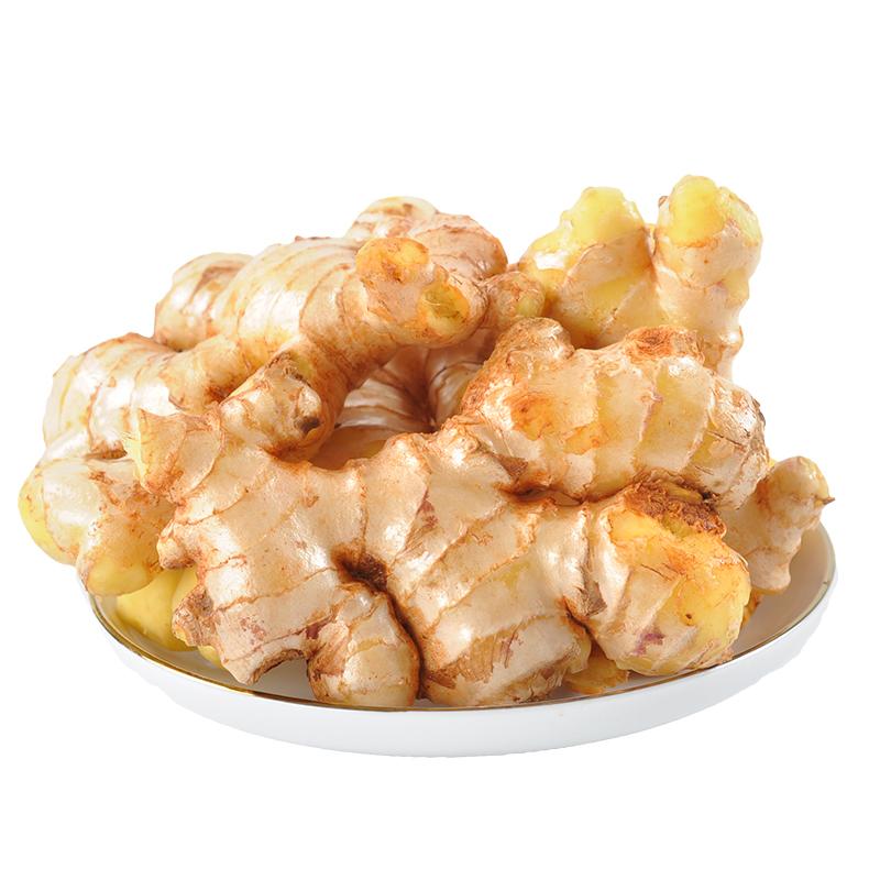 农家3斤小黄姜云南罗平甲鱼土姜姜黄月子姜鲜姜老姜新鲜生姜倒卖生姜壳图片
