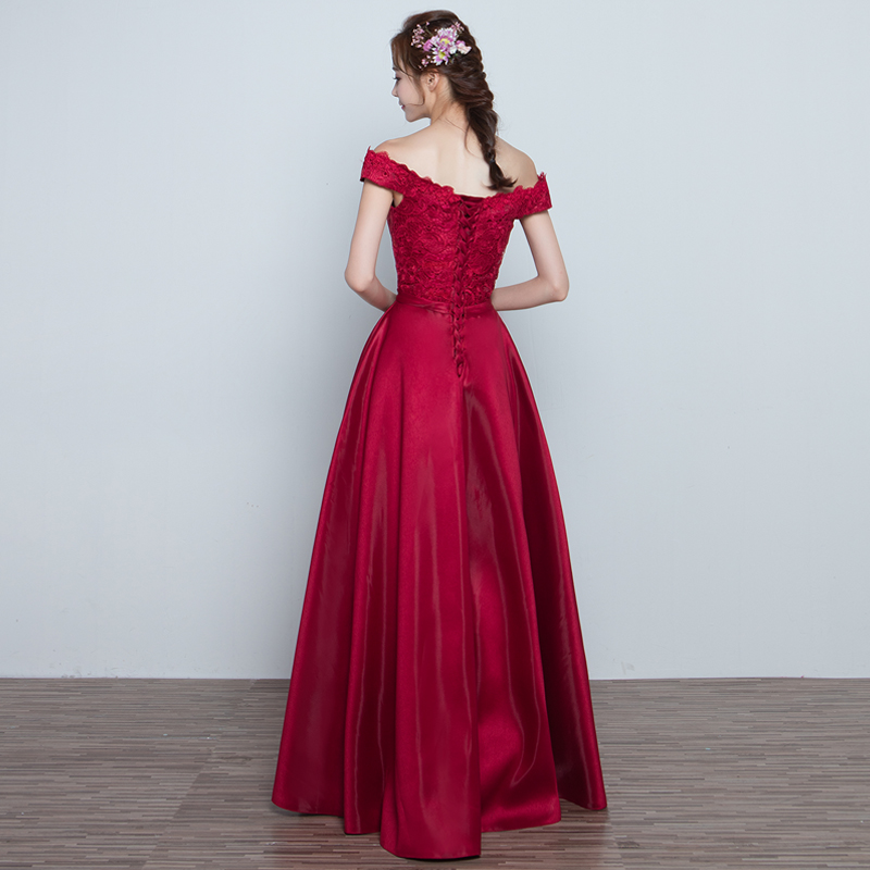 Evening dress Romantic fields lmty0124 2016 Romantic fields