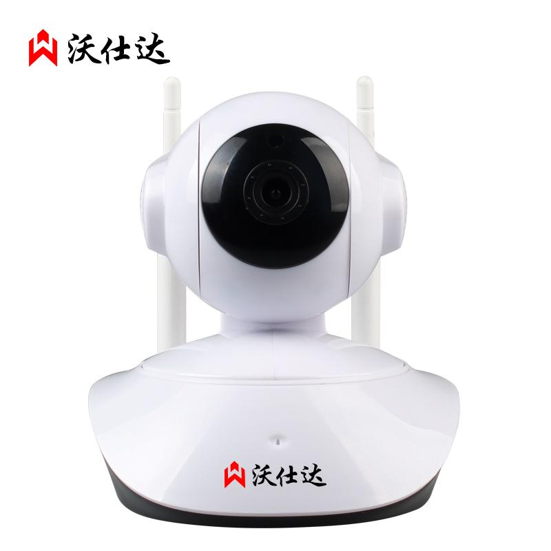 沃仕达 无线摄像头 高清1080PWIFI插卡摄像机监控家用智能监控器