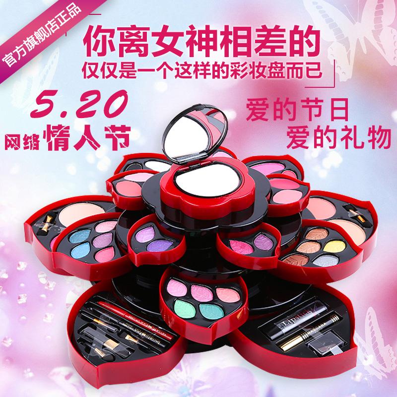 彩妆套装组合淡妆全套初学者学生党新手化妆盒自然持久防水化妆品