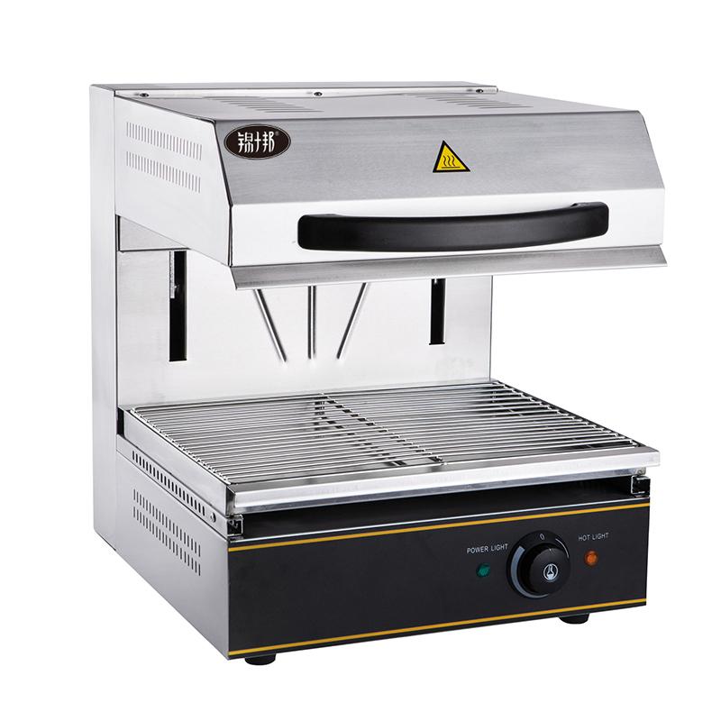 锦十邦商用450升降式电热面火炉底晒炉烧烤炉电烧烤架西式面烤箱