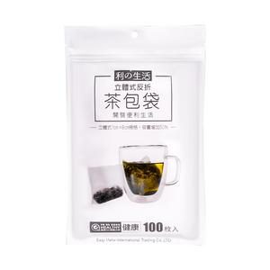 台湾进口新升级利生活环保茶包袋妈妈泡茶包过滤袋一次性煮茶包袋