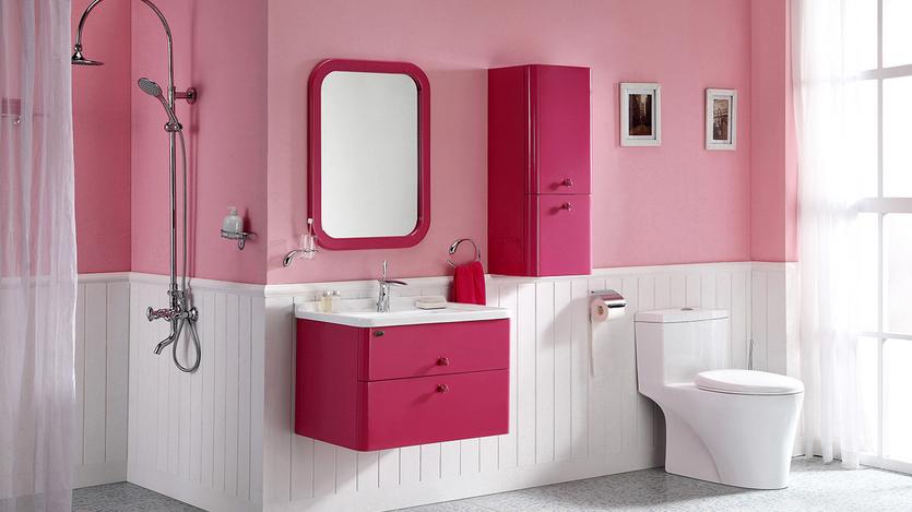 美美的卫浴装修卫生间也可以充满诱惑