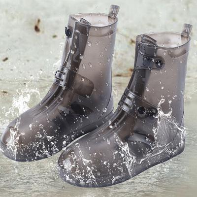 【抖音爆款】加厚防滑防水防病毒雨鞋鞋套
