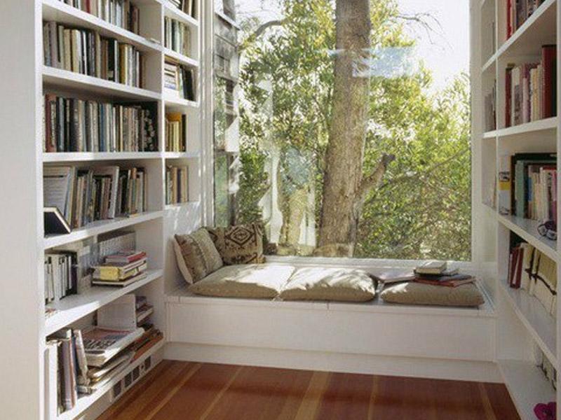 书房有多种风格不变的是舒心