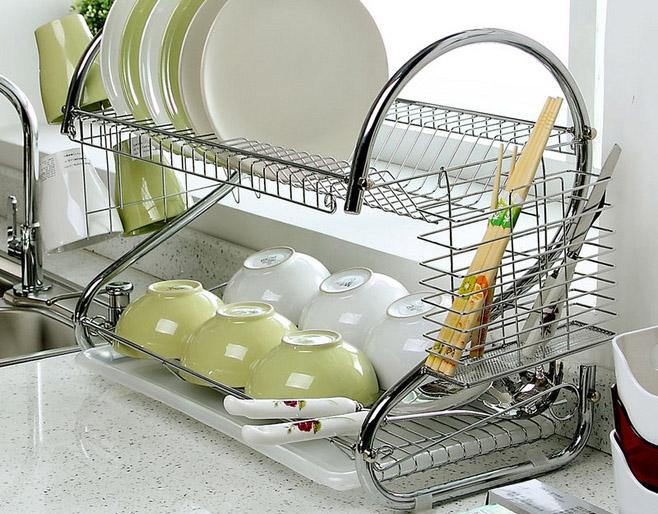 尚年轻小厨房也应该整洁你可以用收纳的方式