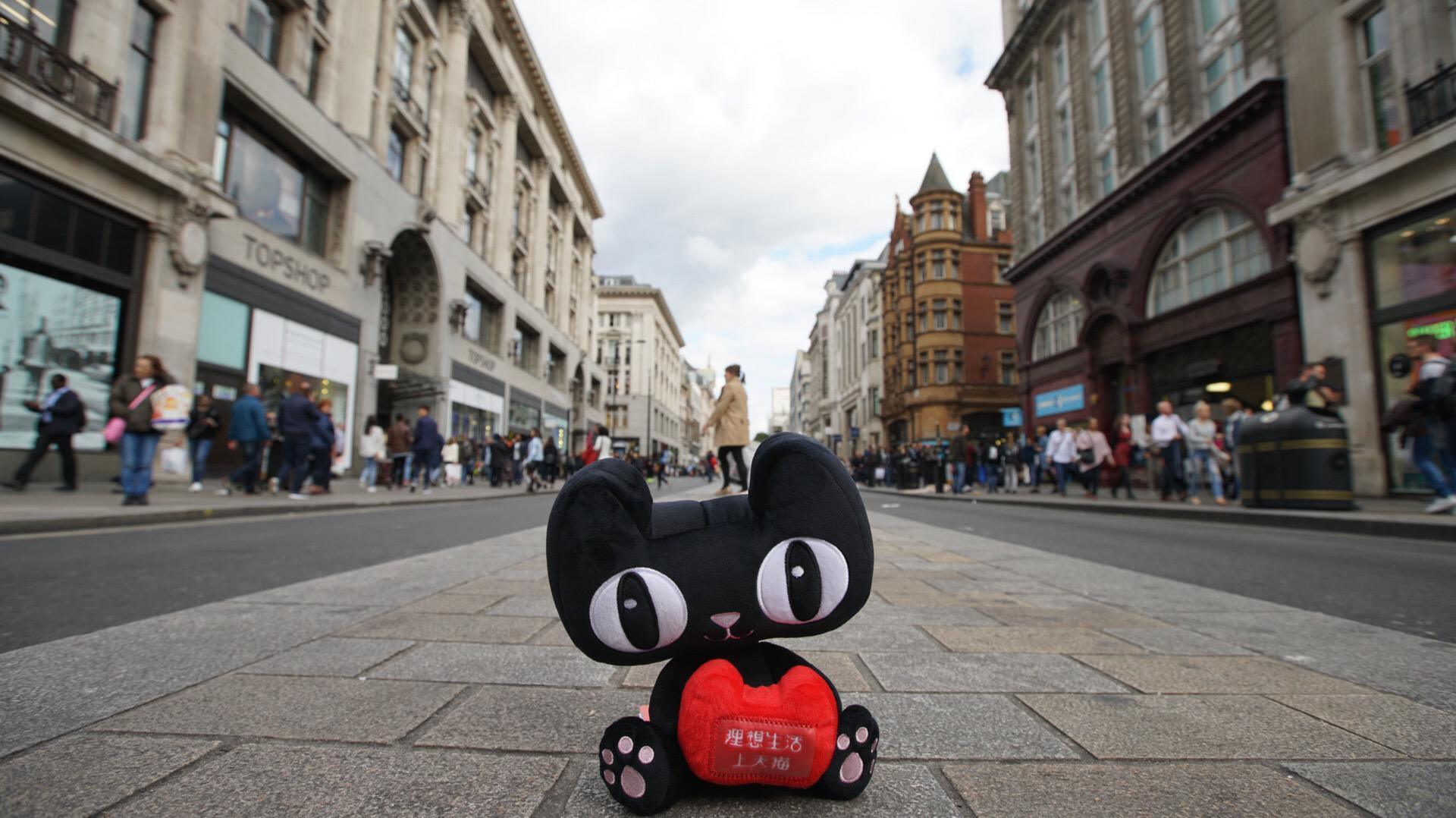 天猫带你逛伦敦时装周,明星大牌看不停!
