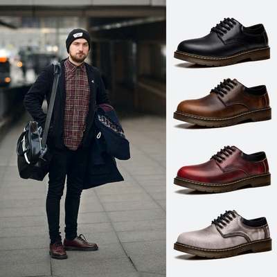 Men Fashion Leather Shoes Man Business Formal Shoes 362557
