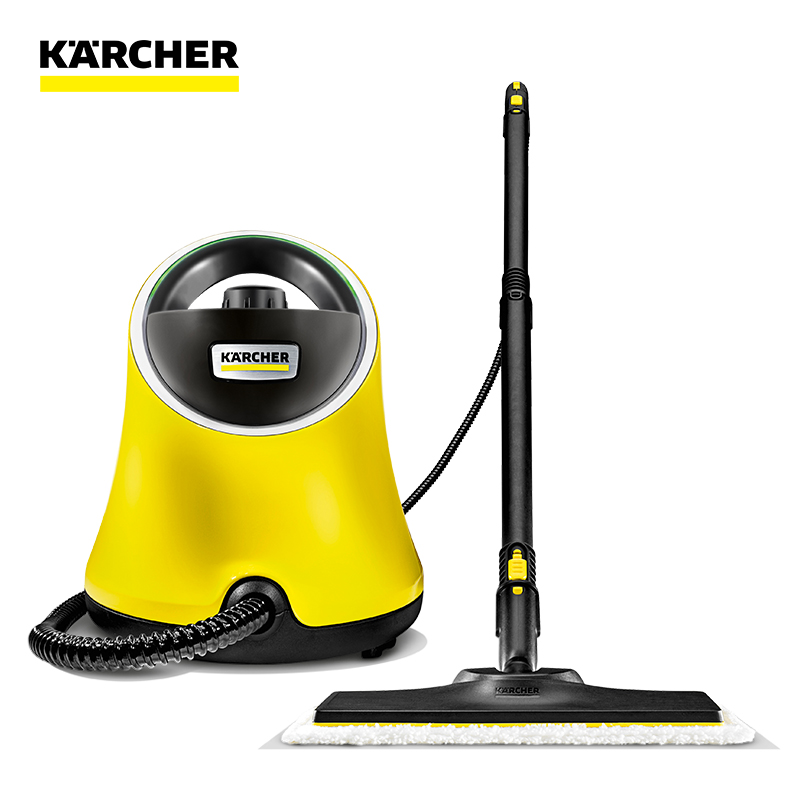 karcher卡赫家用蒸汽拖把杀菌拖地机高温高压蒸汽清洁机SC2deluxe