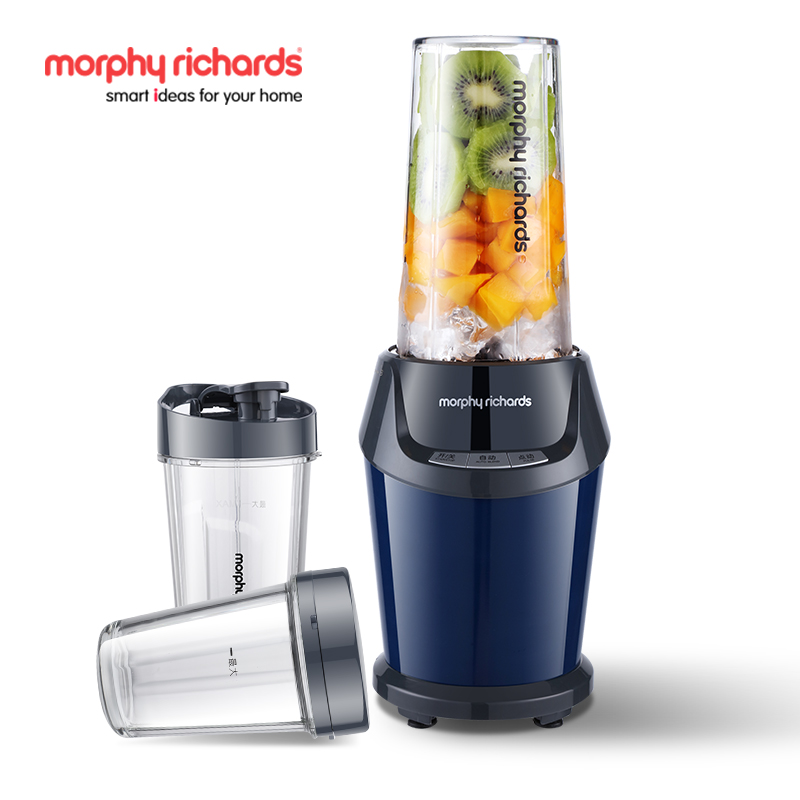 MORPHY RICHARDS-摩飞电器 MR1029摩飞家用迷你多功能破壁料理机