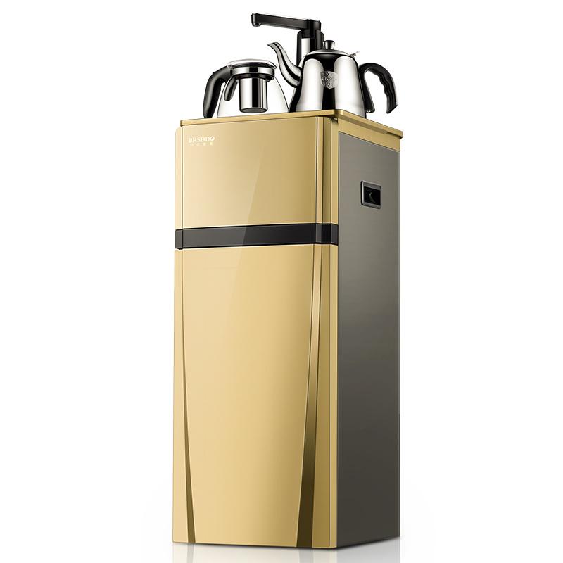 BRSDDQ-贝尔斯盾 智能温热全自动上水茶吧机 家用立式节能饮水机