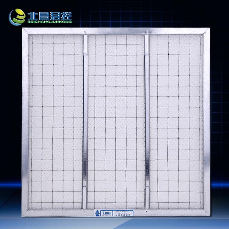 初效中效高效板式袋式过滤器纸框折叠式过滤器耐高温过滤器过滤网