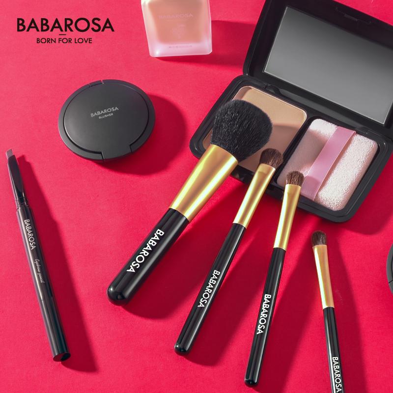 初学者化妆刷套装眼影散粉刷子眉刷唇刷粉底腮红全套网红彩妆工具