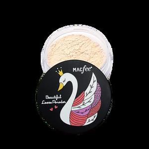 韩国INS推荐正品散粉定妆粉自然裸妆持久控油蜜粉哑光轻透服贴