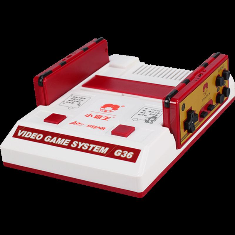 小霸王g36家用智能高清4K电视游戏机网络机顶盒怀旧家庭娱乐抖音模拟器红白机
