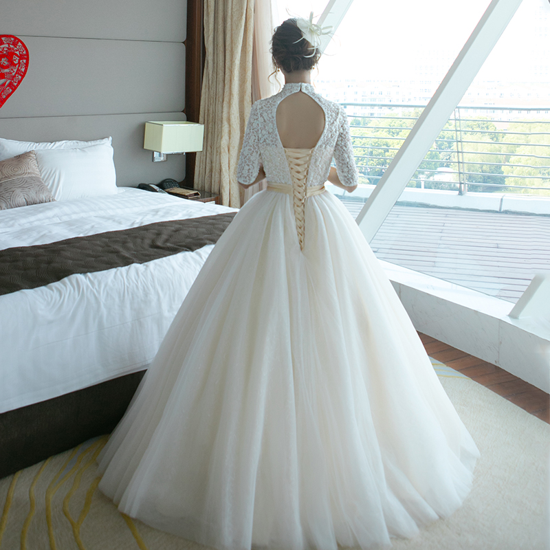 Свадебное платье Lady hs1609023 2017
