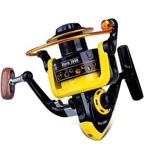 莱欧全金属鱼轮鱼线轮金属渔轮不锈钢渔线轮远投鱼具用品钓鱼轮