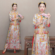 Cheongsam dress Yang Zhi xhf006 2017