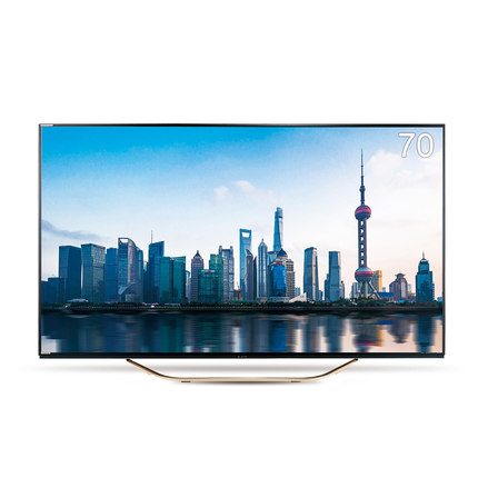 Sharp/夏普LCD-70TX8009A 70�几咔�4K液晶电视评测如何使用感受