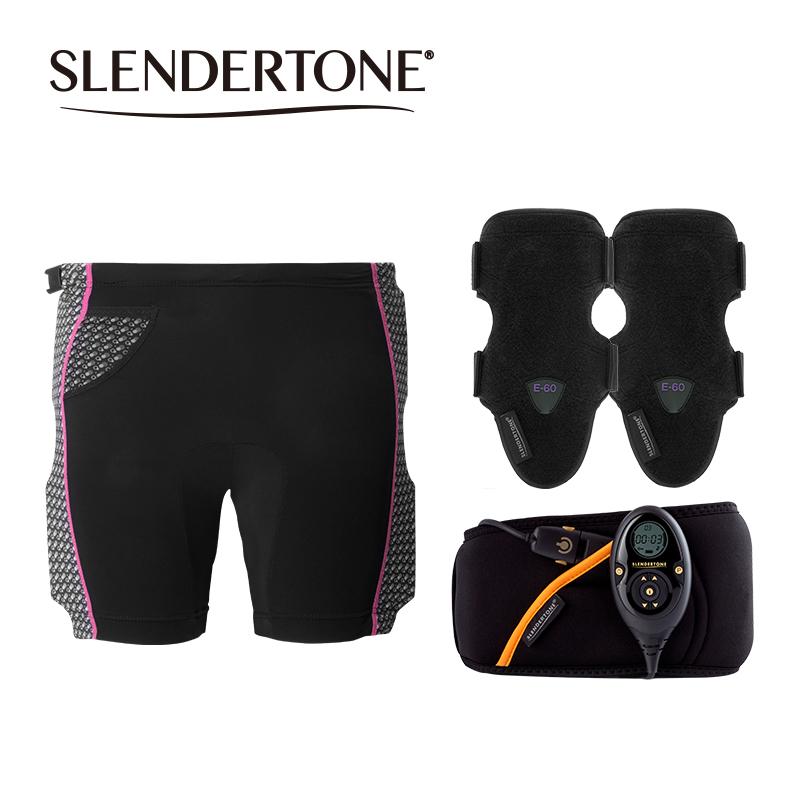 Slendertone-希藍彤 女士全身鍛煉組合套裝臀腹部手臂肌肉鍛煉