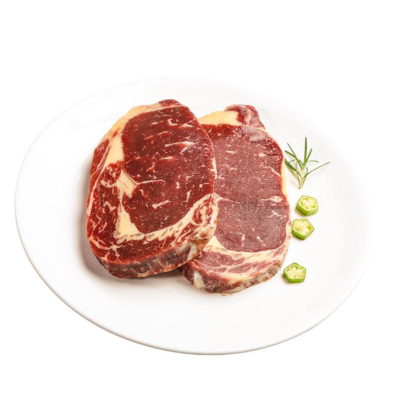 帕莱农新鲜原切牛排套餐团购家庭黑椒非腌制生鲜儿童菲力牛扒