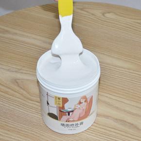 萌家匠补墙膏白色墙面修补神器乳胶漆家用翻新修复防水防潮腻子膏