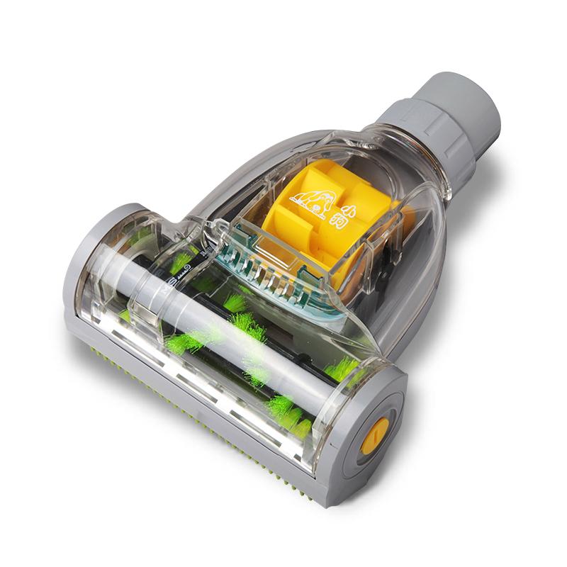 小狗吸尘器配件D-928乌龟那啥 床上吸尘床铺除螨刷 头32MM口径