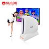 小霸王体感游戏机电视家用A7双人亲子家庭健身互动运无线手柄外星