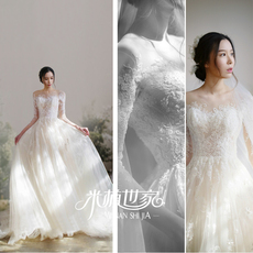Wedding dress 885 2016
