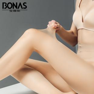 【4条!】宝娜斯超薄丝袜4条装